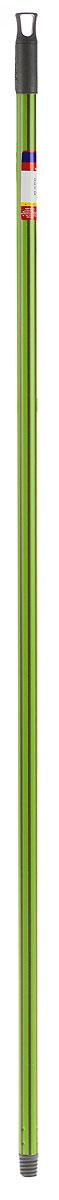 Рукоятка для швабры York Премиум, длина 120 см. 91319131_салатовый, серыйРукоятка York Премиум изготовлена из металла с пластиковым покрытием по всей длине. Изделие оснащено специальным отверстием, которое позволит повесить его на крючок. Универсальная резьба подходит ко всем швабрам и щеткам. Длина: 120 см. Диаметр: 2 см.