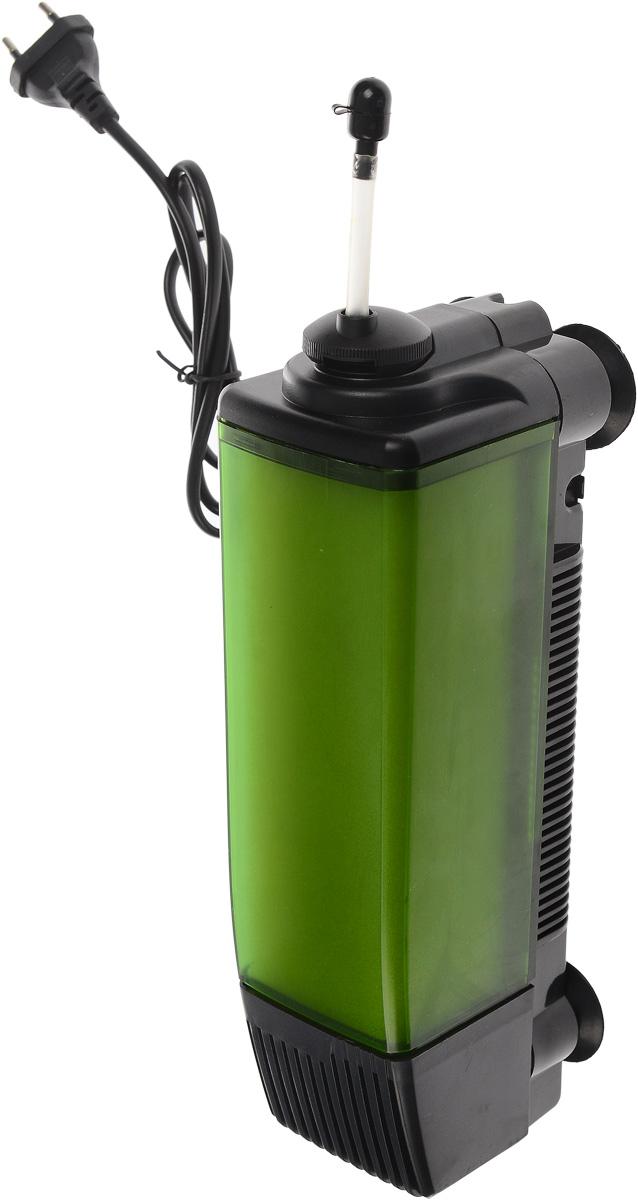 Фильтр внутренний аквариумный Barbus Профессиональный, 800 л/чWP-1302FФильтр Barbus Профессиональный устанавливается в аквариуме при помощи присосок. Особенностью конструкции является то, что корпус с помпой остается в аквариуме, в то время как стакан фильтра снимается вместе с губкой для очистки. Укомплектован губкой для механической и биологической очистки воды. Фильтр оснащен надежным и компактным приспособлением для крепления. Помпа через дно всасывает воду и прогоняет ее через фильтр-губку. Затем, очищенная вода возвращается в бак через регулируемое сопло. Мощность: 15 Вт. Напряжение: 220-240В. Частота: 50/60 Гц. Производительность: 800 л/ч. Рекомендуемый объем аквариума: 150-250 л.