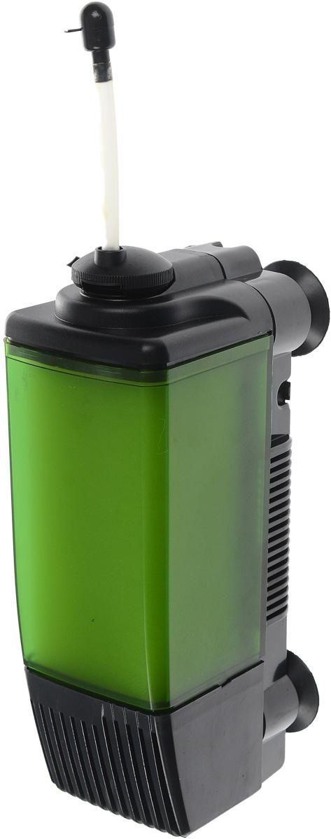 Фильтр внутренний аквариумный Barbus Профессиональный, 600 л/чFILTER 015Фильтр Barbus Профессиональный устанавливается в аквариуме при помощи присосок. Особенностью конструкции является то, что корпус с помпой остается в аквариуме, в то время как стакан фильтра снимается вместе с губкой для очистки. Укомплектован губкой для механической и биологической очистки воды. Фильтр оснащен надежным и компактным приспособлением для крепления. Помпа через дно всасывает воду и прогоняет ее через фильтр-губку. Затем, очищенная вода возвращается в бак через регулируемое сопло. Мощность: 10 Вт. Напряжение: 220-240В. Частота: 50/60 Гц. Производительность: 600 л/ч. Рекомендуемый объем аквариума: 80-150 л. Уважаемые клиенты! Обращаем ваше внимание на возможные изменения в цвете некоторых деталей товара. Поставка осуществляется в зависимости от наличия на складе.