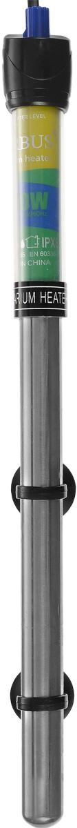 Нагреватель-терморегулятор Barbus, 300 ВтHEATER 012Нагреватель-терморегулятор Barbus обеспечивает высокую точность поддержания заданной температуры. Полностью погружной. Ударопрочный корпус, выполненный из высококачественной нержавеющей стали, обеспечивает нагревателю долгий срок эксплуатации. Сверху имеется циферблат значения температуры. Мощность: 300 Вт. Температура: 20-32°С. Рекомендуемый объем аквариума: 250-350 л. Напряжение: 220-240В. Частота: 50/60 Гц. Длина нагревателя: 36 см.