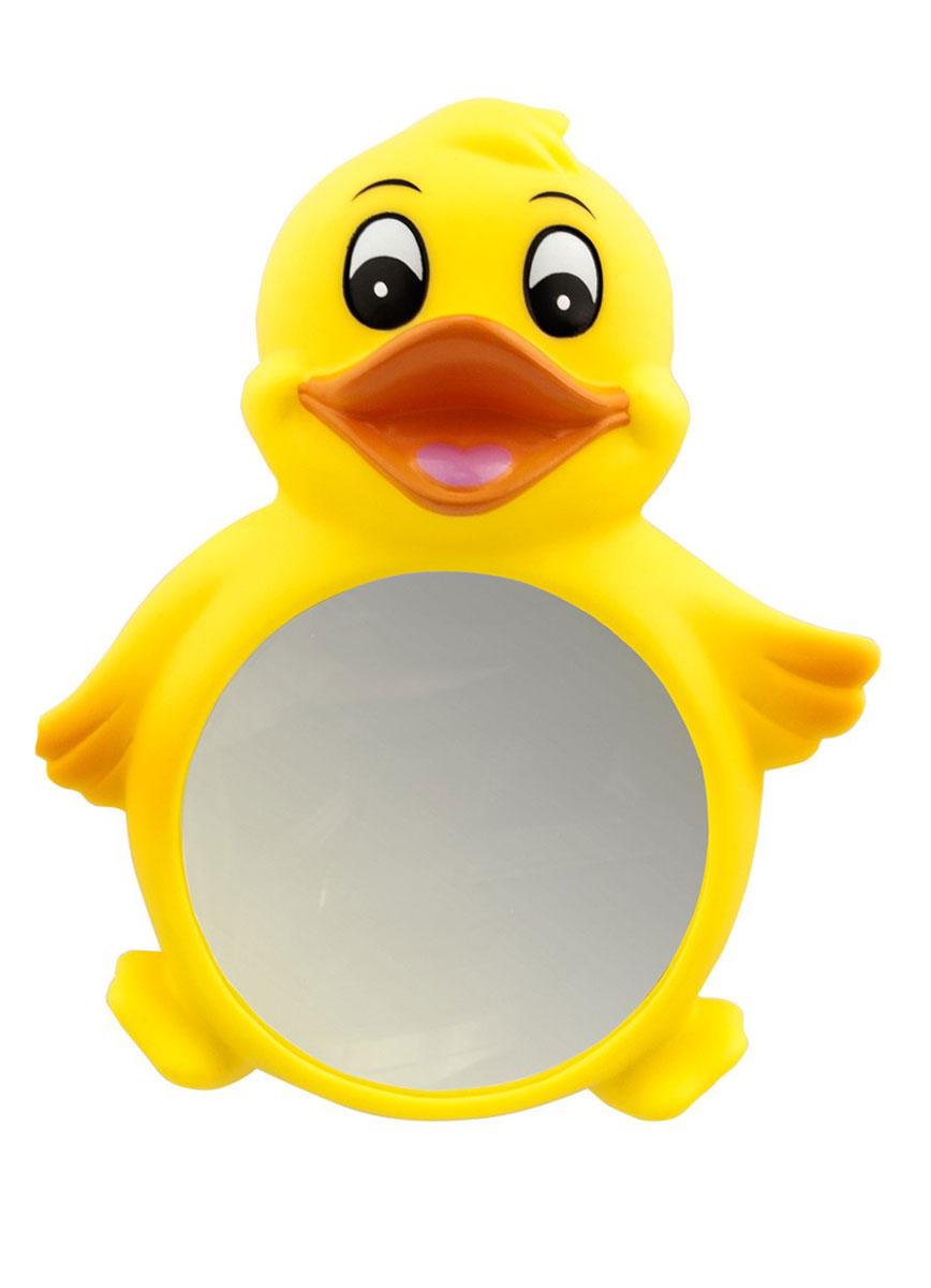 Valiant Зеркало детское для ванной комнаты Утенок на присосках