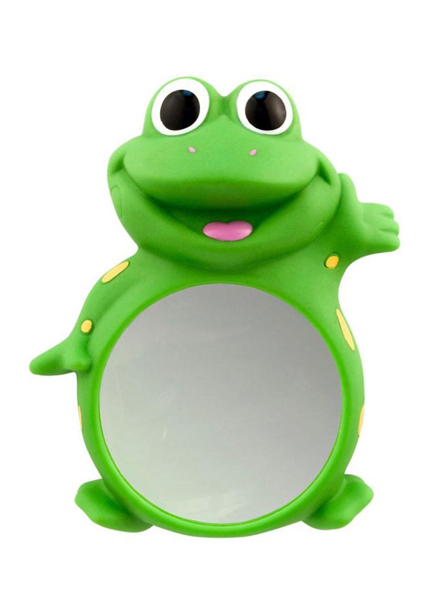 Valiant Зеркало детское для ванной комнаты Лягушонок на присосках