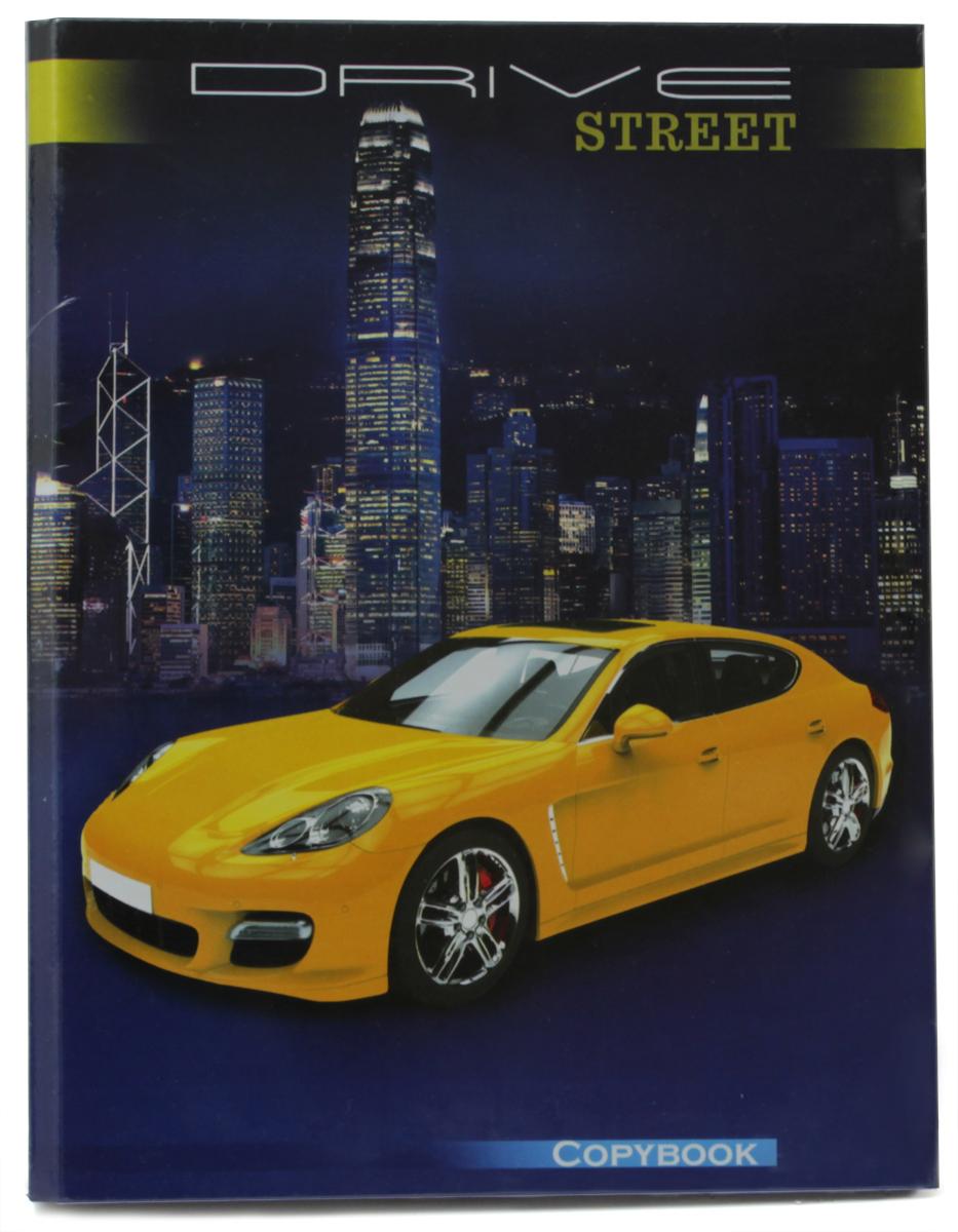 Феникс+ Тетрадь Желтое авто 160 листов в клетку36155Тетрадь на кольцах Феникс+ Желтое авто отлично подойдет для различных записей. Обложка выполнена из прочного картона. Внутренний блок состоит из 160 листов в клетку.