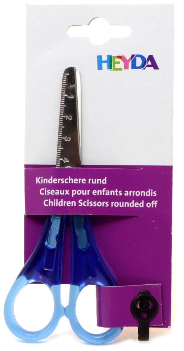 Brunnen Ножницы детские с закругленными концами 13 см