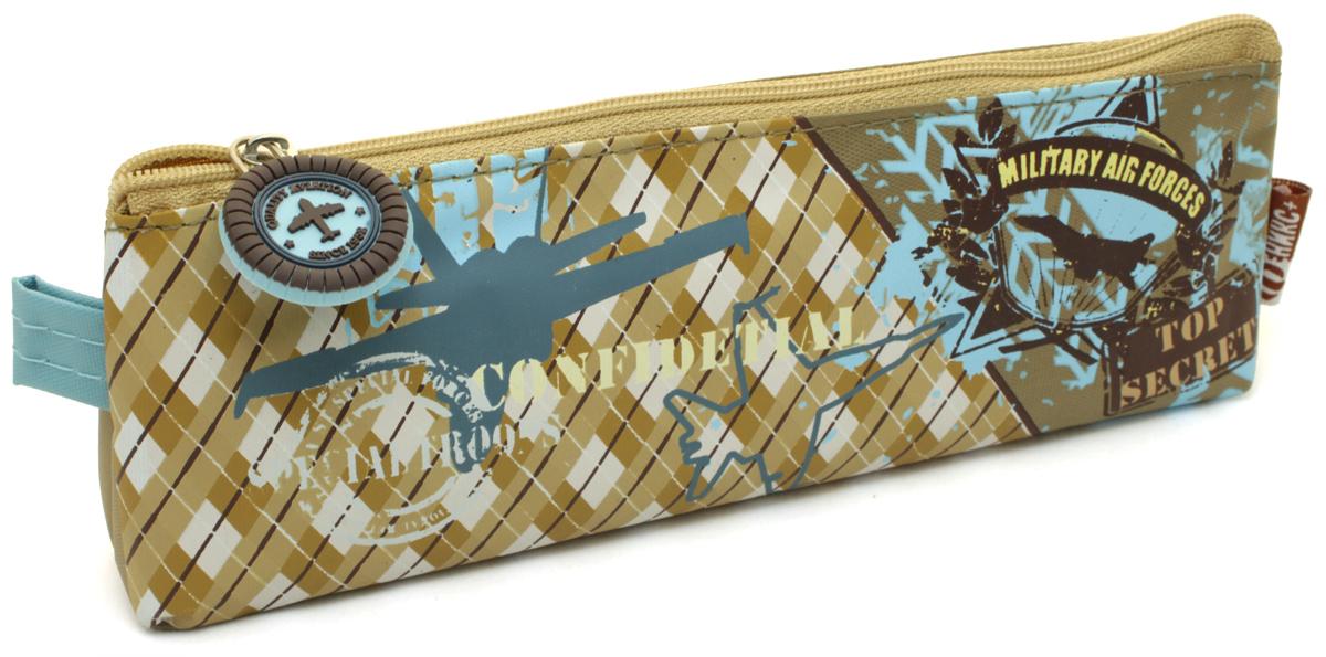 Феникс+ Пенал Мир бабочек30317Пенал школьный. Без наполнения. Предназначен для хранения письменных принадлежностей. Материал: нейлон с запечаткой. Застегивается на молнию с текстильной собачкой. Размер: 20x5.5x5.5см