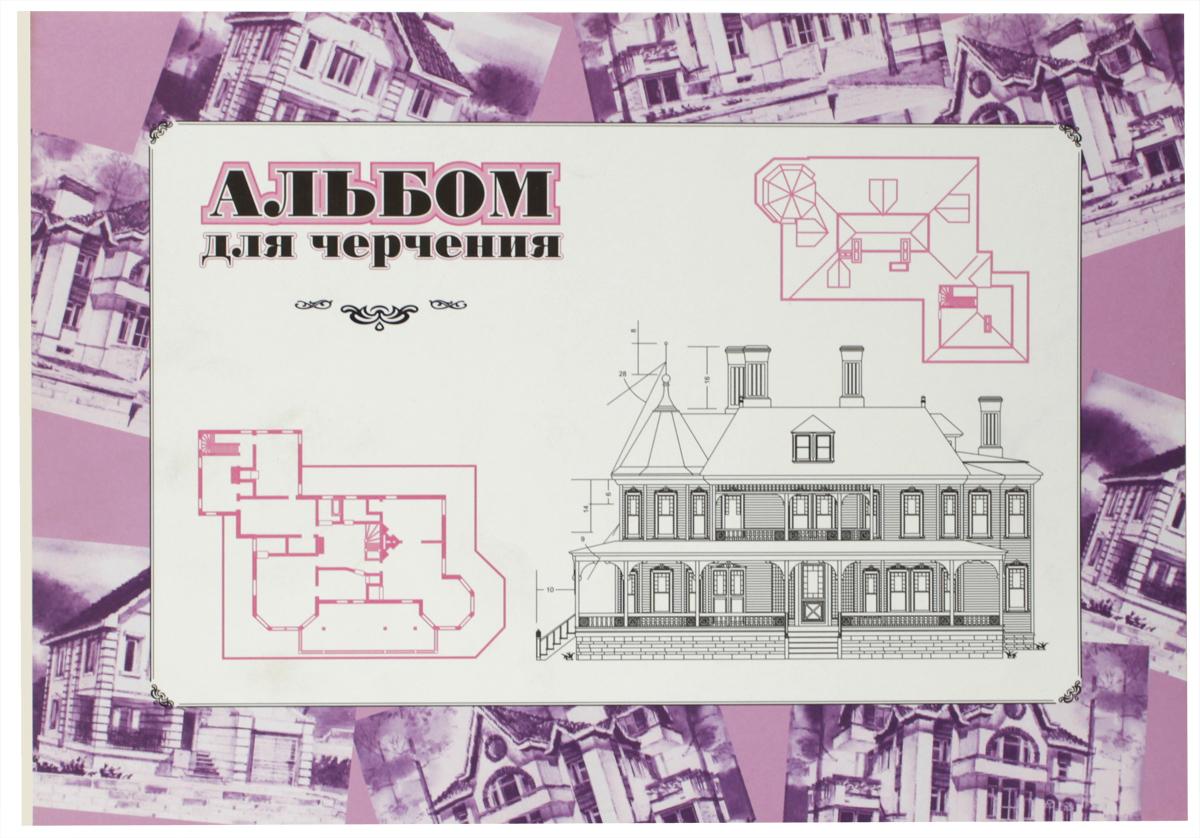 Ульяновский Дом печати Альбом для черчения 16 листов А-019