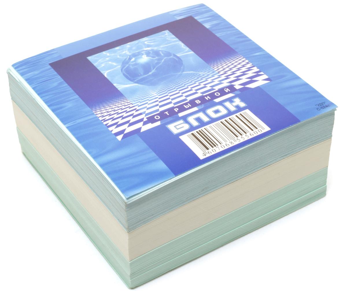 Ульяновский Дом печати Бумага для заметок цветная С-024