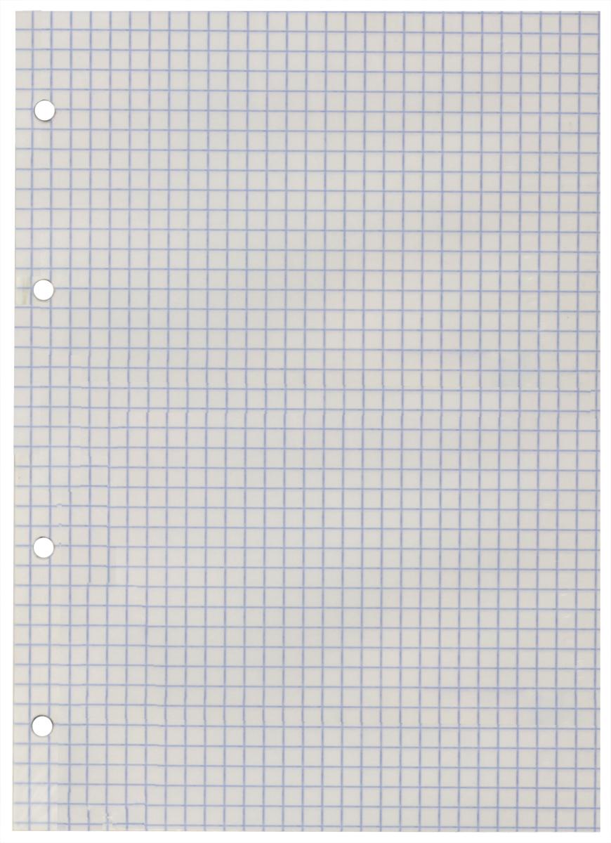 Феникс+ Сменный блок для тетради на кольцах формат А5 80 листов в клетку37161Формат: А5 (147х210 мм) Кол-во листов: 80 Вид бумаги: офсет Вид линовки: клетка Без полей