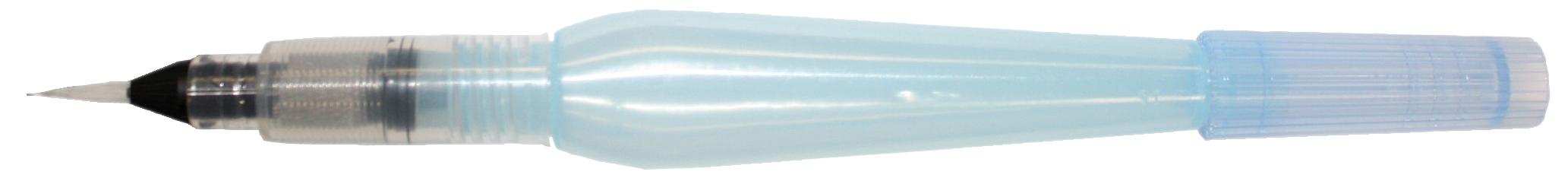 Pentel Кисть Aguash Brush in bulk с резервуаром тонкаяFRH-FBRКисть с резервуаром для воды Aquash Brush, используются для акварельных красок.