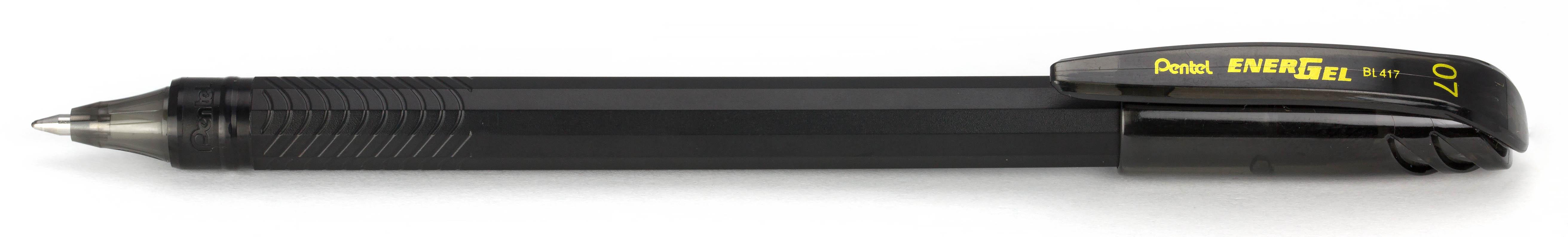 Pentel Ручка гелевая Energel черная