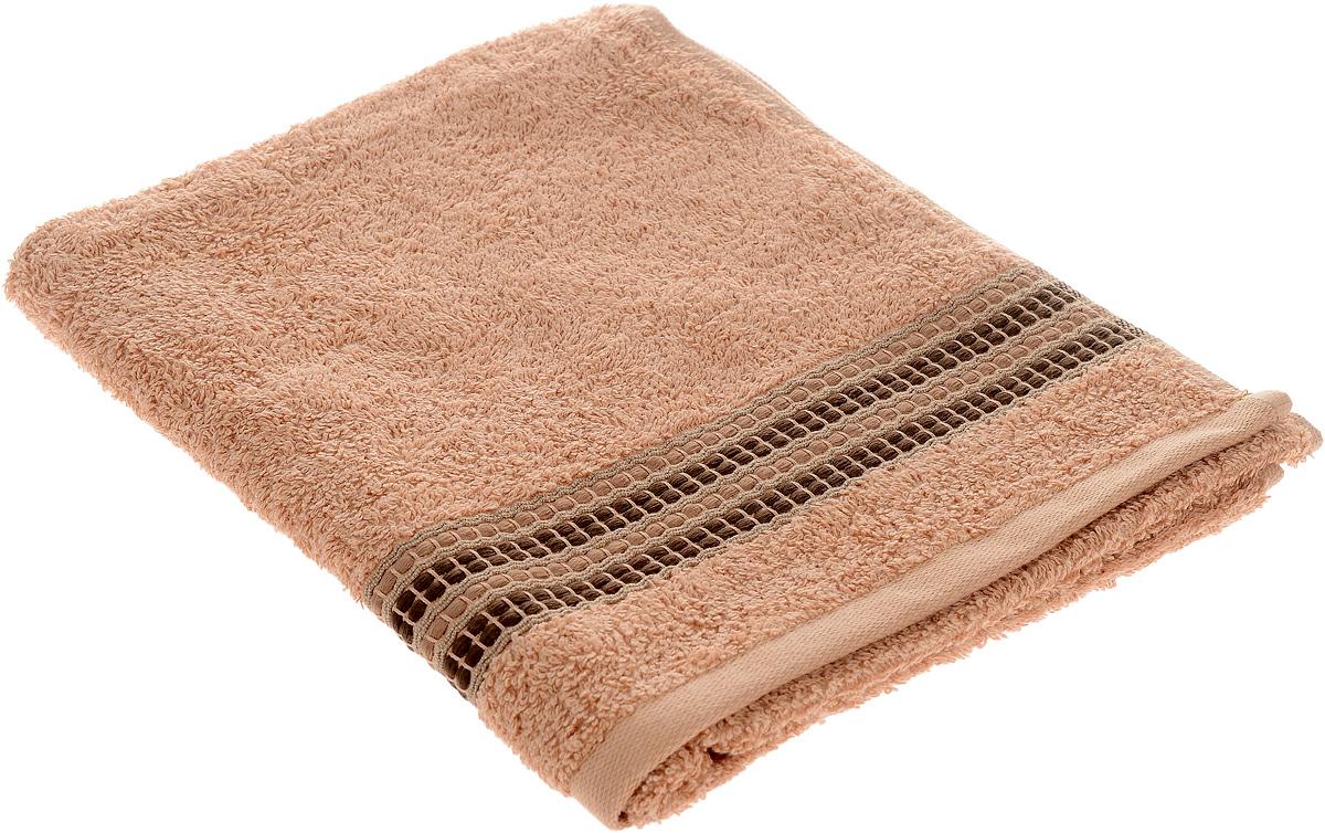 Полотенце Arya Pinar, цвет: коричневый, 50 х 90 смTRK00001коричневыйПолотенце Arya Pinar выполнено из 100% хлопка. Изделие отлично впитывает влагу, быстро сохнет, сохраняет яркость цвета и не теряет форму даже после многократных стирок. Такое полотенце очень практично и неприхотливо в уходе. Оно создаст прекрасное настроение и украсит интерьер в ванной комнате.