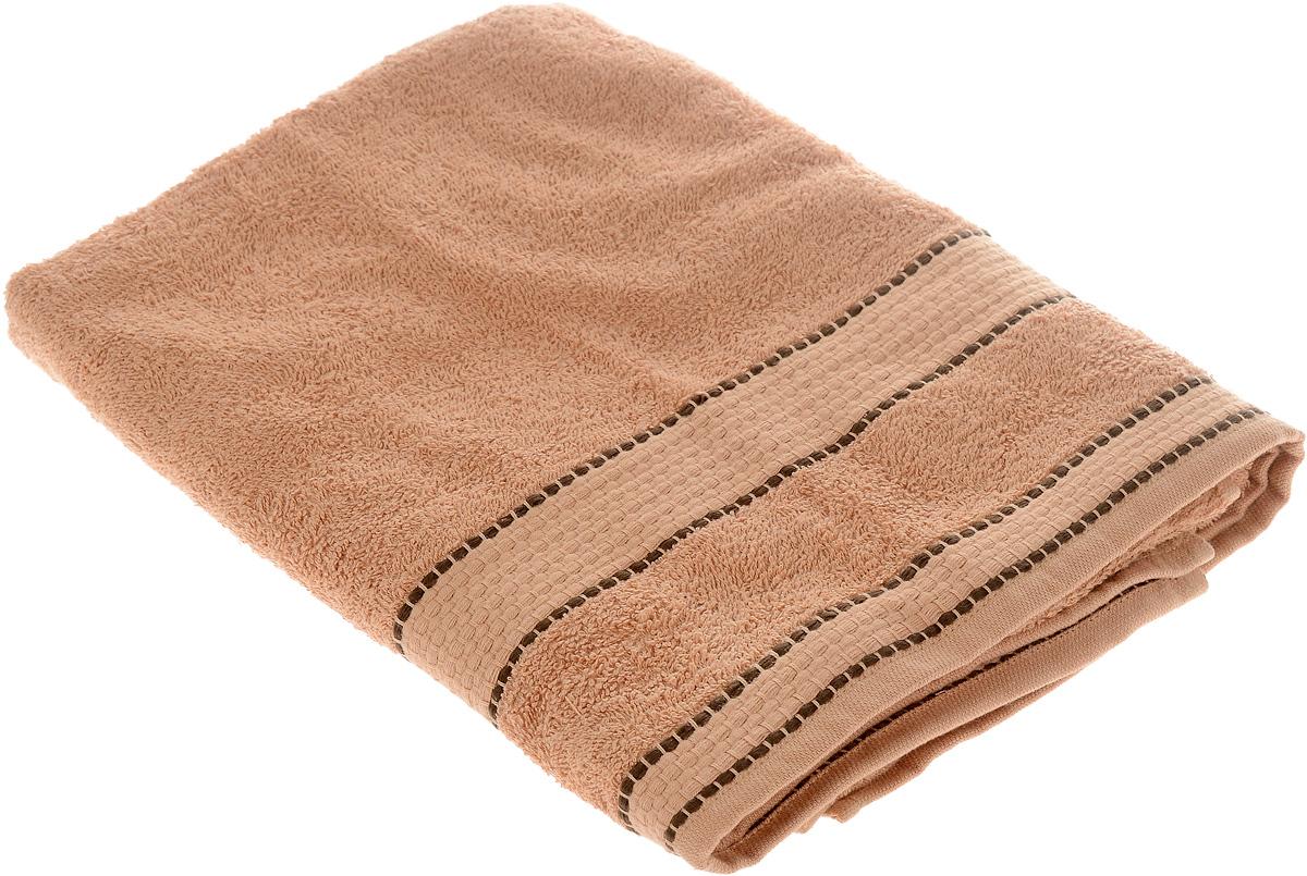 Полотенце Arya Ayca, цвет: коричневый, 70 х 130 смTRK00004коричневыйПолотенце Arya Ayca выполнено из 100% хлопка. Изделие отлично впитывает влагу, быстро сохнет, сохраняет яркость цвета и не теряет форму даже после многократных стирок. Такое полотенце очень практично и неприхотливо в уходе. Оно создаст прекрасное настроение и украсит интерьер в ванной комнате.