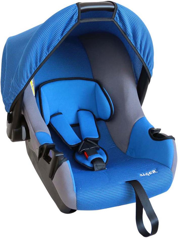 Siger Автокресло Эгида цвет синий от 0 до 13 кг