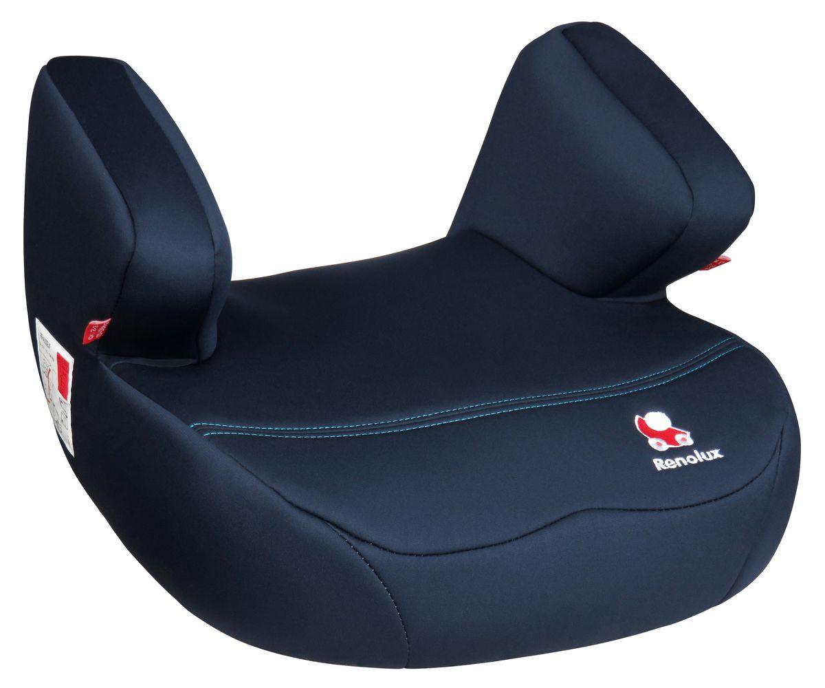 Renolux Автокресло Jet Midnight229662Группа 2/3 (от 15 до 36 кг) технология HD-CONFORT пена высокой плотности на каркасе из высокопрочной стали. Комфорт и безопасность широкое и суперкомфортное сидение идеально для длительных поездок очень легкое 1,7 кг. сделано во Франции