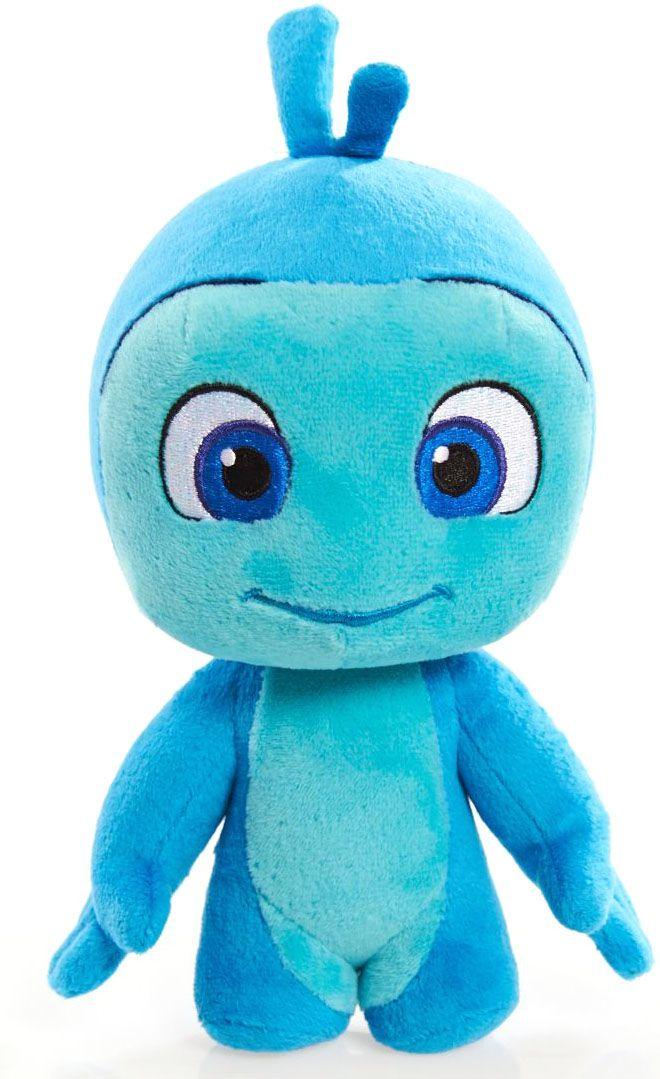 Kate and Mim-Mim Мягкая игрушка Буммер73103Плюшевая игрушка Буммер - один из героев нового детского мультфильма Катя и Мим-Мим. Размер игрушки 20см.