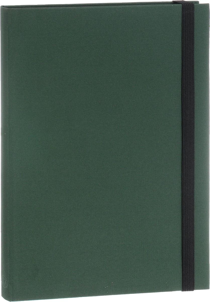 Bruno Visconti Еженедельник Tango недатированный 80 листов цвет темно-зеленый