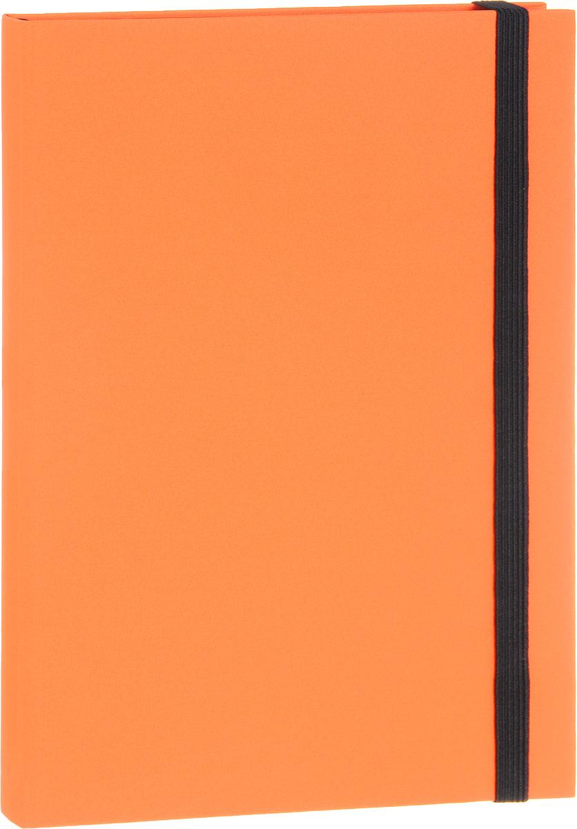 Bruno Visconti Еженедельник Tango полудатированный 160 листов в линейку цвет оранжевый