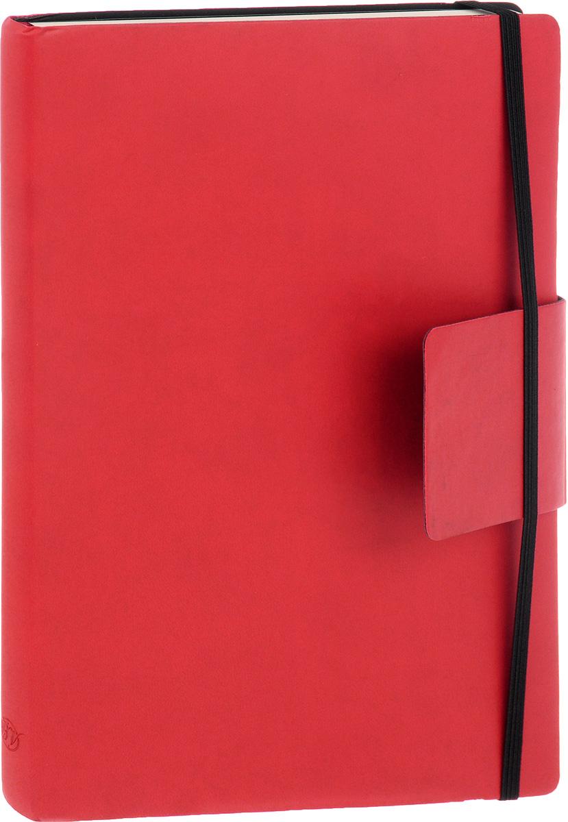 Bruno Visconti Ежедневник Zenith недатированный 136 листов цвет малиновый3-034/03Недатированный ежедневник Bruno Visconti Zenith выполнен в удобном формате B5. Обложка с закругленными уголками изготовлена из искусственной кожи с гладкой поверхностью. На обложке сбоку закреплена закладка, которую можно использовать в качестве хлястика. Атласное ляссе также поможет быстро найти нужную страницу. Прочная резинка надежно зафиксирует страницы и не позволит ежедневнику раскрыться самостоятельно. Сшитый блок состоит из 136 листов в линейку. Справочный блок с полезной информацией, несомненно, пригодится в деловых поездках и путешествиях. Практичный конверт на последнем развороте предназначен для визиток и прочих мелочей.