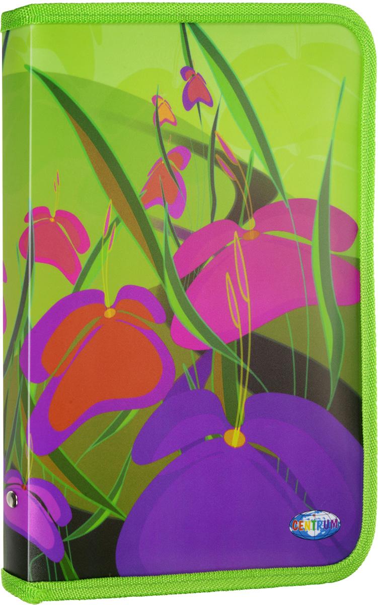 Centrum Папка для тетрадей Цветок Формат А5