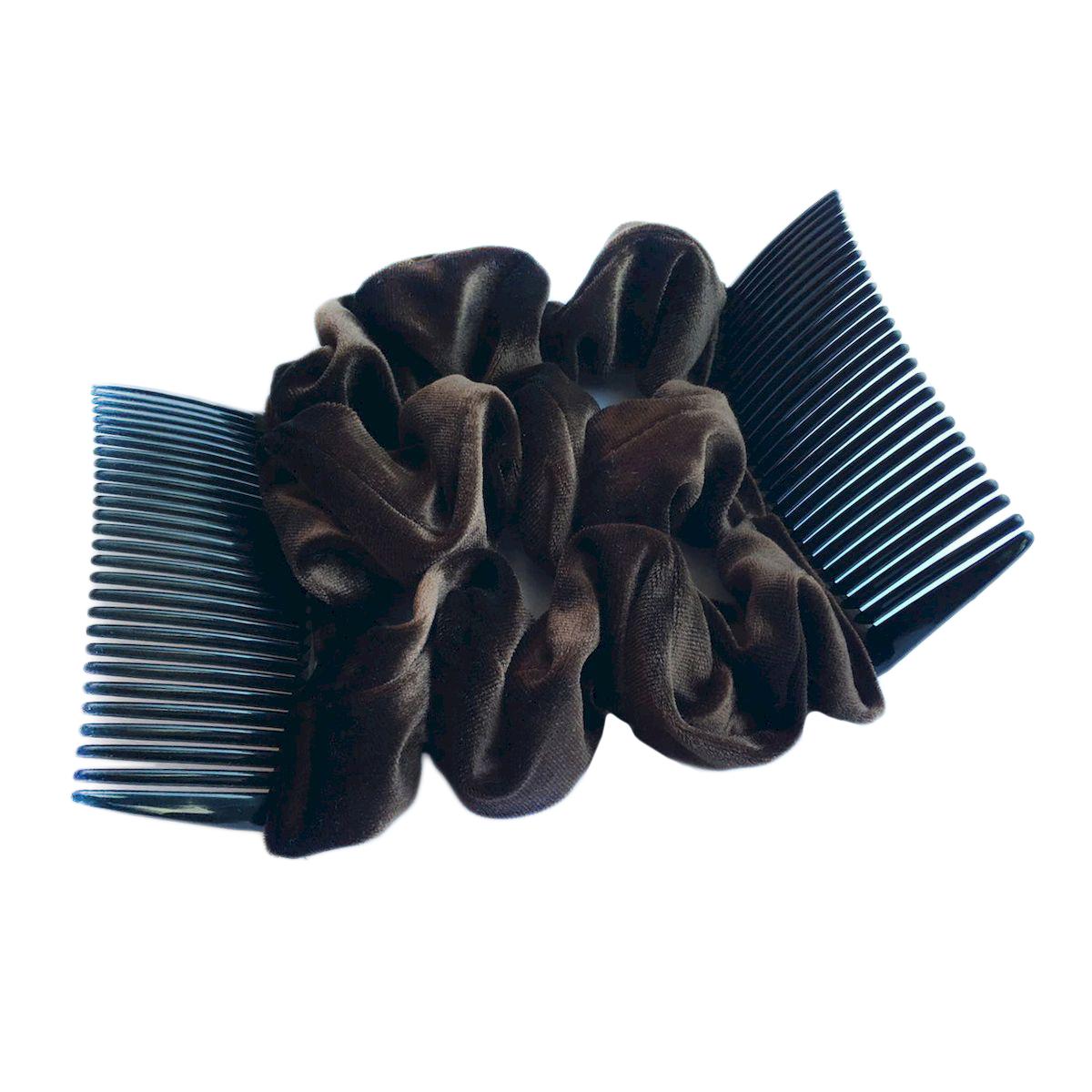 Montar Заколка Монтар, коричневаяЗМТ_кУдобная и практичная MONTAR напоминает Изи Коум. Подходит для любого типа волос: тонких, жестких, вьющихся или прямых, и не наносит им никакого вреда. Заколка не мешает движениям головы и не создает дискомфорта, когда вы отдыхаете или управляете автомобилем. Каждый гребень имеет по 20 зубьев для надежной фиксации заколки на волосах! И даже во время бега и интенсивных тренировок в спортзале Изи Коум не падает; она прочно фиксирует прическу, сохраняя укладку в первозданном виде. Небольшая и легкая заколка поместится в любой дамской сумочке, позволяя быстро и без особых усилий создавать неповторимые прически там, где вам это удобно. Гребень прекрасно сочетается с любой одеждой: будь это классический или спортивный стиль, завершая гармоничный облик современной леди. И неважно, какой образ жизни вы ведете, если у вас есть MONTAR, вы всегда будете выглядеть потрясающе. Применение: 1) Вставьте один из гребней под прическу вогнутой стороной к поверхности головы. ...