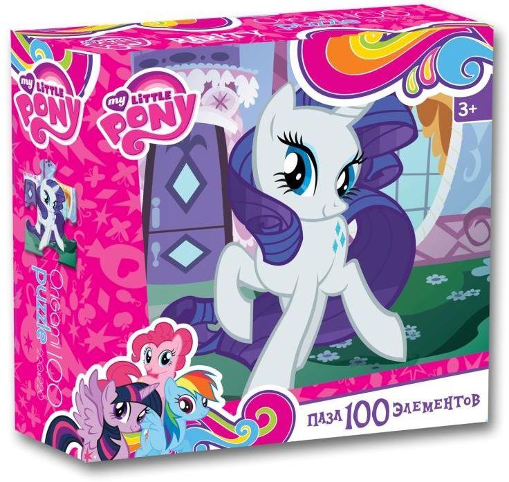 Оригами Пазл для малышей My Little Pony 0209502095Пазл на 100 элементов станет приятным сюрпризом для вашего ребенка! Собирание пазлов способствует развитию образного и логического мышления, а герои мульт-сериала «My little pony» сделают процесс сборки веселым и увлекательным. Герой этого пазла – Рарити. Она красивая и творческая натура, очень любит моду и мечтает попасть в высшее общество Кантерлота. Но, несмотря на это, больше всего на свете Рарити хочет быть со своими друзьями.