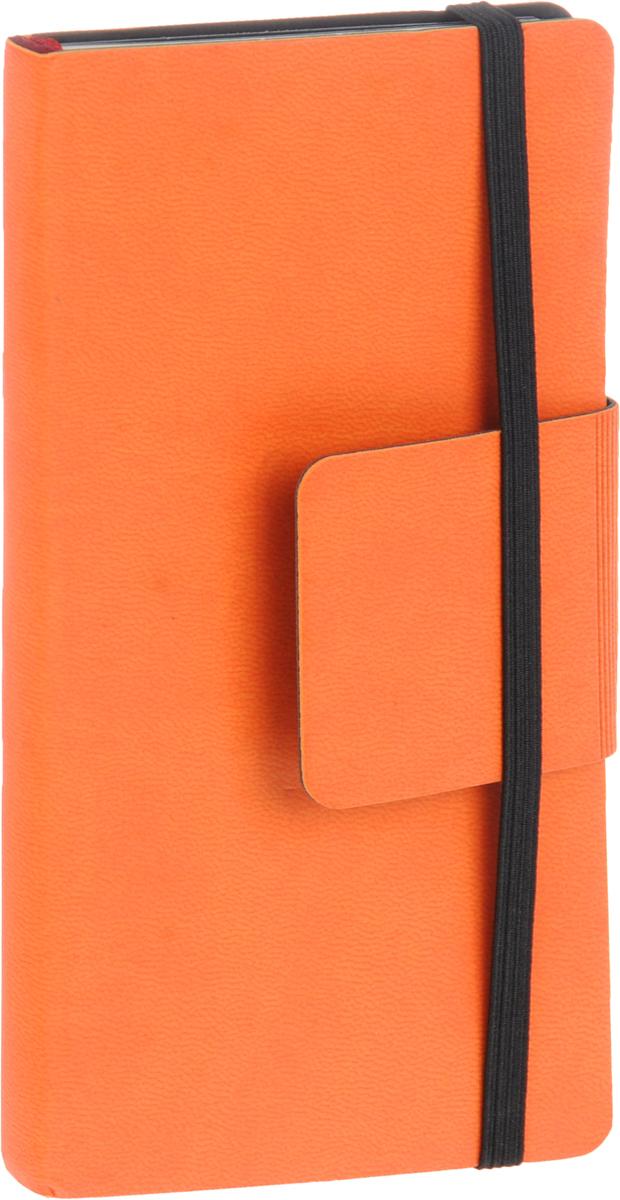 Bruno Visconti Еженедельник Zenith недатированный 64 листа цвет оранжевый