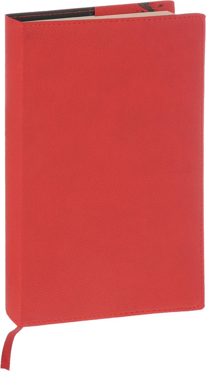 Bruno Visconti Ежедневник Porto полудатированный 192 листа цвет красный 3-071/07