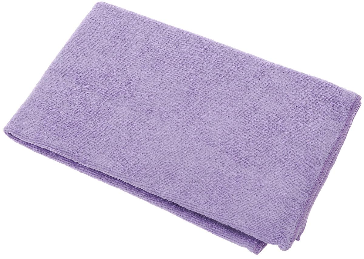 Салфетка для пола Чистюля, цвет: сиреневый, 50 х 60 смМФ005_сиреневыйСалфетка для пола Чистюля, выполненная из микрофибры (полиамид, полиэстер), предназначена для сухой и влажной уборки пола из любых материалов. Быстро и эффективно очищает загрязнения, не оставляет разводов и ворсинок. Перед использованием намочить в воде и отжать. Чтобы салфетка отлично работала и дальше, стирайте ее с любыми моющими средствами без кондиционера при температуре до 60°C отдельно от других вещей. Размер салфетки: 50 х 60 см.