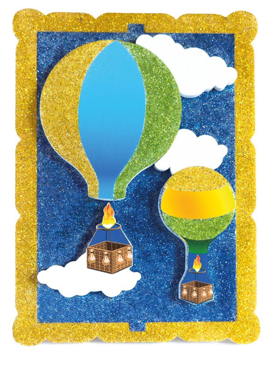 Pic&Mix Набор для творчества Воздушные шары119001Набор для творчества Воздушные шары -это объёмная красочная картина-аппликация, которая помогает тренировать зрительную память координацию движений и способствует развитию мелкой мотрики рук.