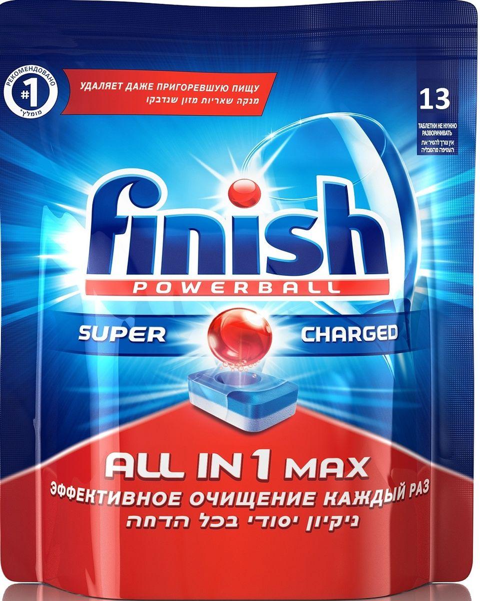 Таблетки для посудомоечной машины Finish All in 1 Max, 13 шт3009Таблетки для посудомоечной машины Finish All in 1 Max являются универсальным решением для вашей посудомоечной машины и позволяют придать посуде бриллиантовый блеск. Особенности таблеток: - удаляют даже самые сложные пятна и придают вашей посуде сияющий блеск; - входящие в состав таблетки порошок и специальные ингредиенты способствуют удалению застарелых пятен и пригоревшей пищи; - таблетки с уникальной технологией содержат функцию ополаскивателя; - белый слой таблеток обладает функцией соли, которая предотвратит образование известкового налета и способствует активизации очищающих компонентов, способствующих удалению осадка; - помогает предотвратить коррозию (помутнение) стекла. Состав: 30% и более фосфаты, 5% или более, но не менее 15% кислородсодержащий отбеливатель, менее 5% поликарбоксилаты, неиногенные ПАВ, фосфонаты, энзимы, ароматизаторы (гексилциннамаль, линалоол). Товар сертифицирован.