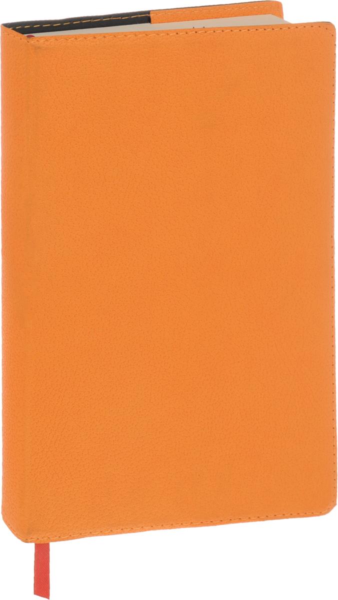 Bruno Visconti Ежедневник Porto полудатированный 192 листа цвет оранжевый
