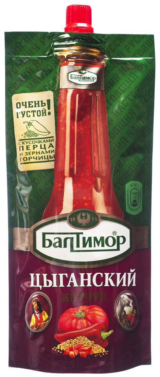 Балтимор Кетчуп цыганский, 260 г