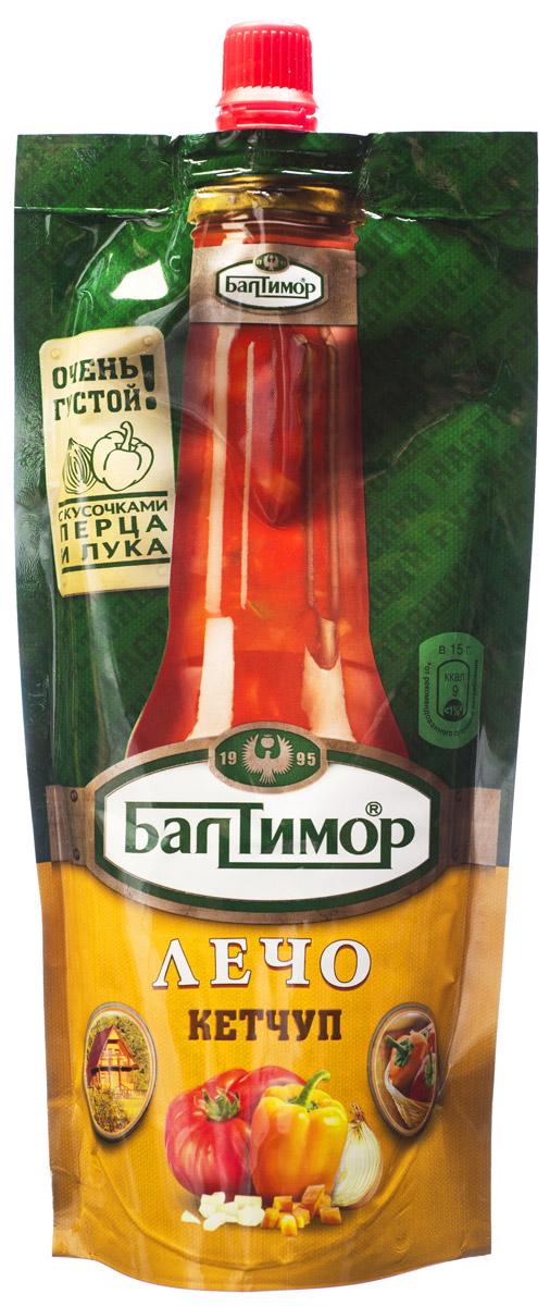 Балтимор Кетчуп лечо, 260 г67057990Новый кетчуп Лечо, для которого мы не пожалели сладкого перца, моркови и лука. Вкус, знакомый нам всем с детства!