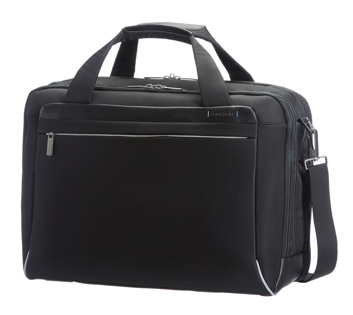 Сумка для ноутбука Samsonite, цвет: черный, 29 л. 80U*0900680U*09006