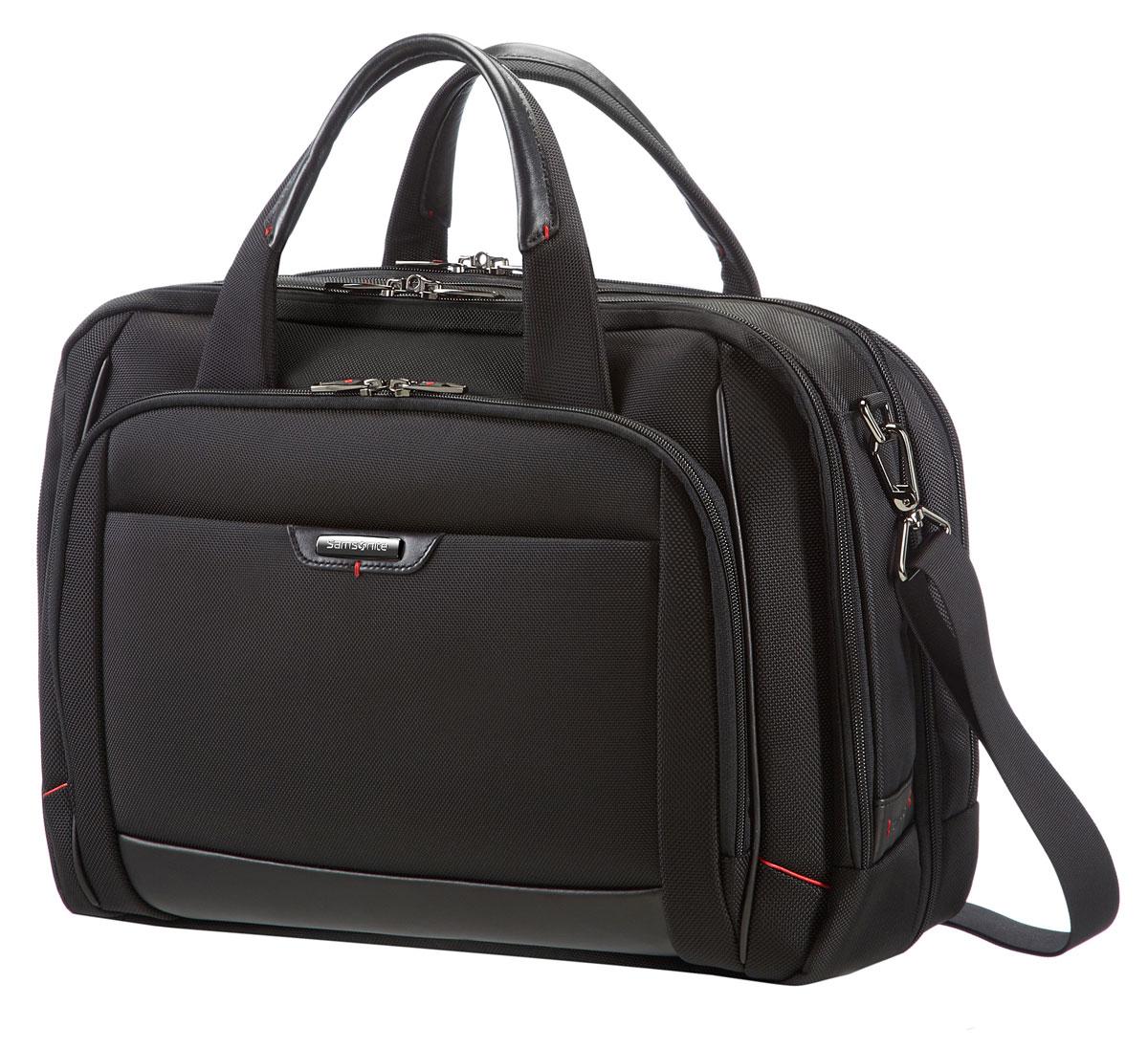 Сумка для ноутбука Samsonite, цвет: черный, 26 л. 35V*0900335V*09003