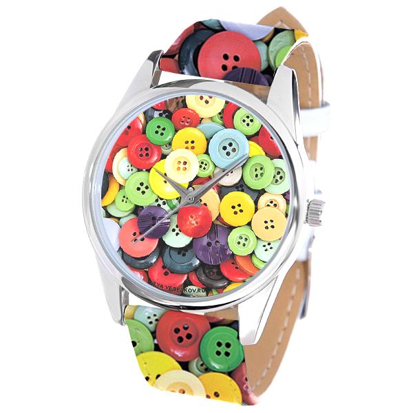Часы Mitya Veselkov Пуговицы ART-41ART-41