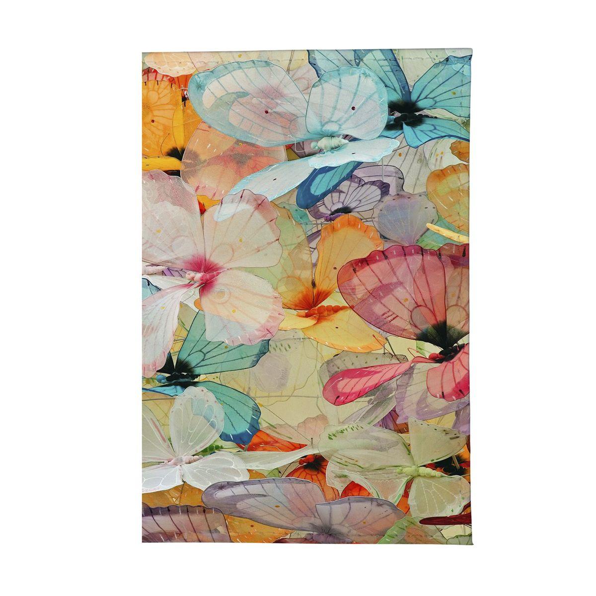 Обложка для автодокументов женская Mitya Veselkov Цветные бабочки. AUTOZAM165AUTOZAM165Стильная обложка для автодокументов Mitya Veselkov Цветные бабочки изготовлена из ПВХ и оформлена интересным принтом. Внутри изделия расположен съемный блок для документов, включающий в себя шесть прозрачных файлов.