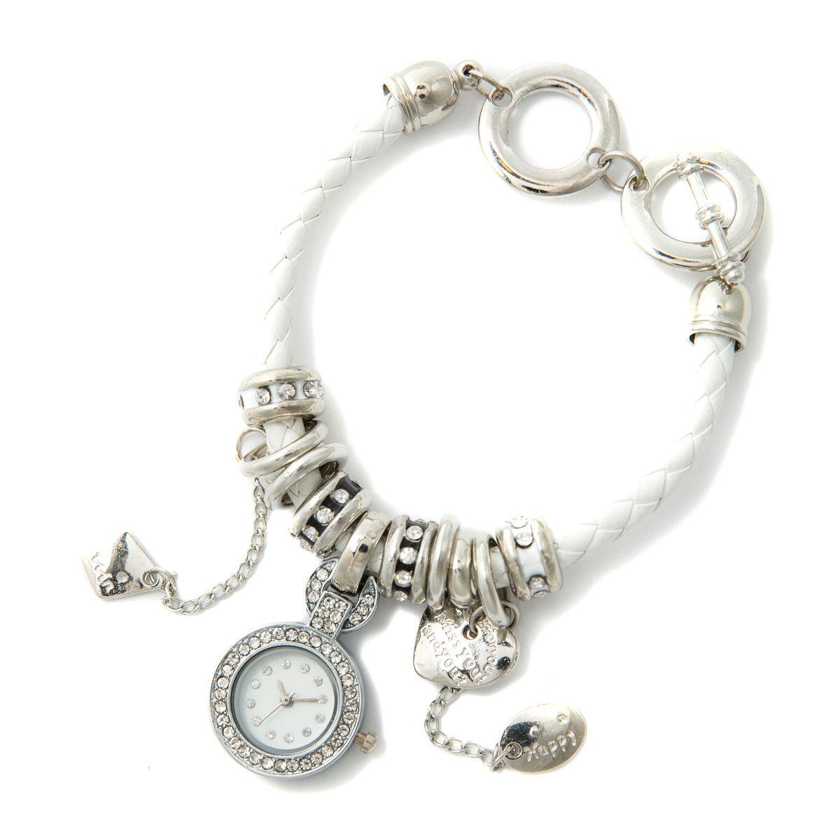 Часы наручные женские Mitya Veselkov. BRASW-WHIBRASW-WHIНаручные женские часы оснащены кварцевым механизмом. Корпус часов выполнен из нержавеющей стали. Модель оснащена оригинальным ремешком.