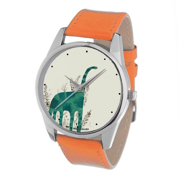 Часы Mitya Veselkov Зеленый динозавр. Color-122Color-122Часы Mitya Veselkov Зеленый динозавр выполнены из нержавеющей стали, натуральной кожи и минерального стекла. Часы оснащены кварцевым механизмом с тремя стрелками, полированным корпусом, устойчивым к царапинам минеральным стеклом. Изделие дополнено кожаным браслетом с пряжкой, которая позволит легко снимать и надевать часы. Часы упакованы в оригинальный фирменный стаканчик Mitya Veselkov.
