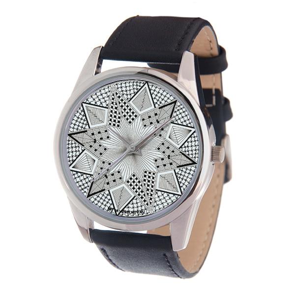 Часы Mitya Veselkov Черно-белая звезда MV-219MV-219