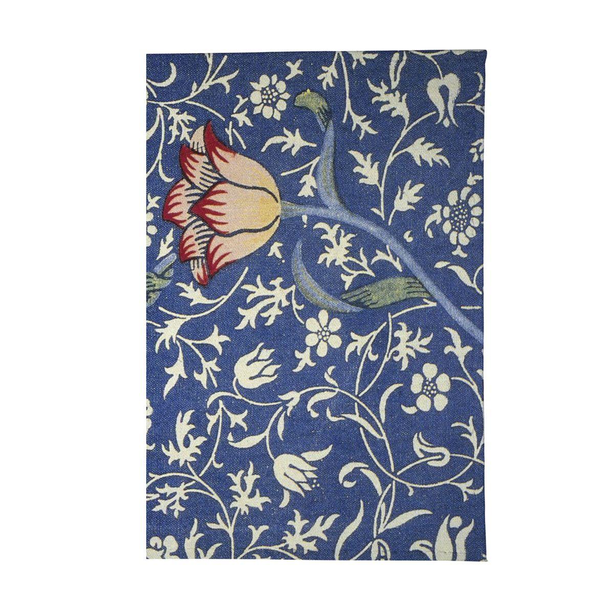 Обложка для паспорта Тюльпан на синем Арт. OZAM038OZAM038