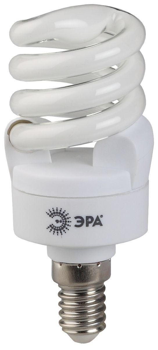 Лампа энергосберегающая ЭРА, F-SP-11-842-E14 (12/48) яркий свет5060138473911