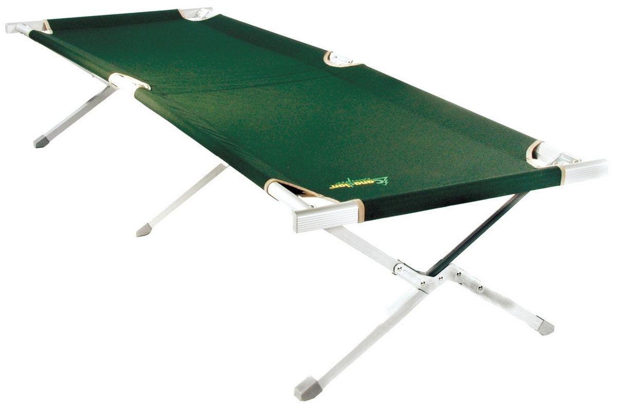 """Кровать складная Canadian Camper """"CC-FB01AL"""", цвет: зеленый"""