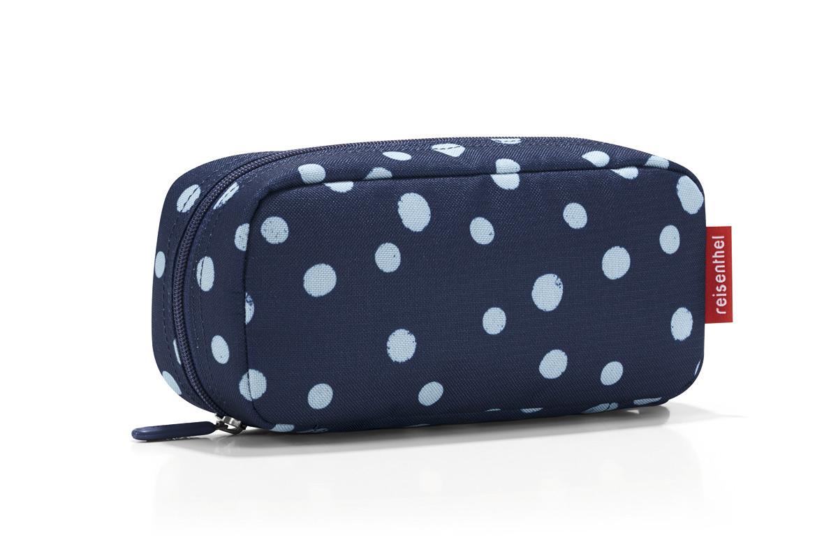 Косметичка женская Reisenthel Multicase spots navy, цвет: синий. WJ4044 косметичка reisenthel  multi   цвет