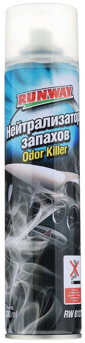 Нейтрализатор запахов Runway, 300 млRW6123Профессиональное средство Runway предназначено для нейтрализации летучих соединений. Применяется для удаления тяжелых и неприятных запахов на промышленном производстве, в салоне автомобиля и в быту, путем дальнейшей нейтрализации их. Устраняет сигаретный дым, запах продуктов питания, санитарии, запах животных, а также биологические запахи в ограниченных пространствах. Нейтрализатор запахов создает нейтральную атмосферу в помещении, в которой запахи удаляются без какой-либо замены другими запахами. Может использоваться на промышленном производстве и в быту. Товар сертифицирован.