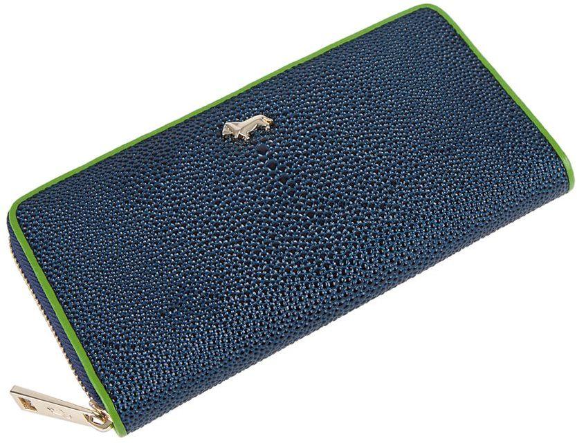 Кошелек Labbra L048-0015 blue/greenL048-0015Женский кошелёк торговой марки LABBRA из натуральной кожи. Модель закрывается на металлическую молнию. В кошельке есть 4 не складывающихся отделения для крупных купюр. Отделение для мелочи - внутри, на металлической молнии, имеет 1 отделение. Есть 8 отделений для кредитных и дисконтных карт.