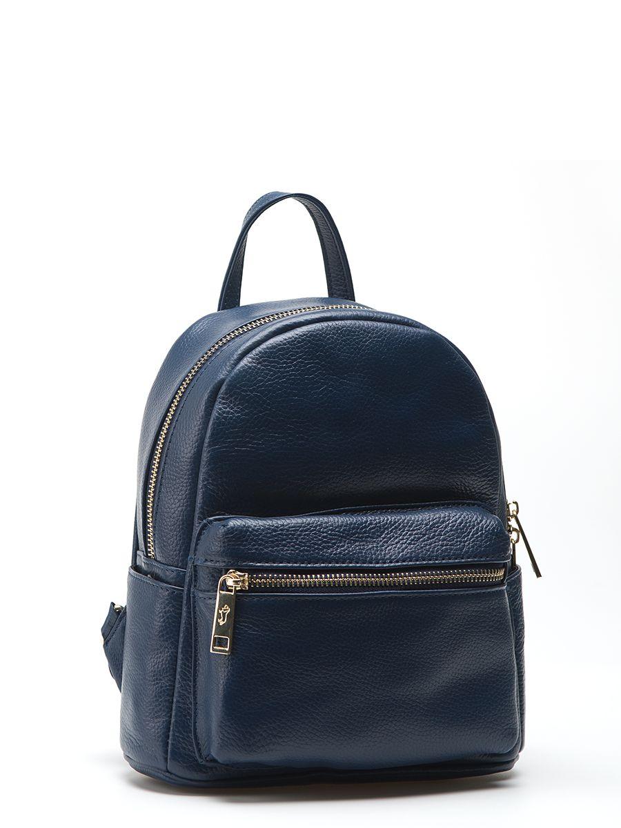 Рюкзак Labbra L-85028 d.blueL-85028Женский рюкзак торговой марки LABBRA из натуральной кожи. Рюкзак закрывается на металлическую молнию. Внутри - одно отделение, в котором есть карман на молнии и открытый карман. Рюкзак имеет карман на передней стенке. Высота маленькой ручки - 9 см. Длина лямки рюкзака - 75 см.