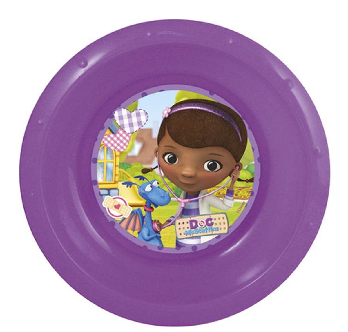 Disney Миска Доктор Плюшева диаметр 16 см