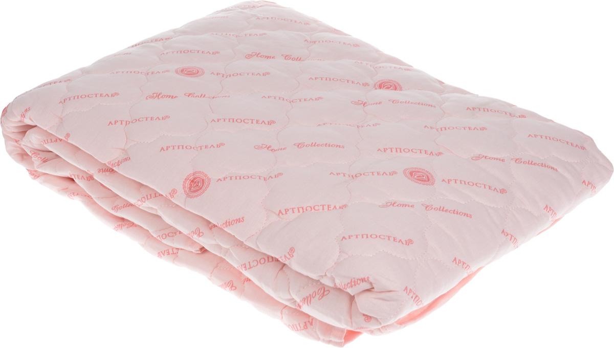 Наматрасник стеганый Арт Постель, цвет: розовый, 160 х 200 см3036_розовыйНаматрасник Арт Постель с наполнителем из полого сильно извитого силиконизированного волокна сделает ваш сон еще комфортнее. Чехол, выполненный из поликоттона, оформлен декоративной стежкой и кантом. Благодаря современным технологиям обработки, волокна наполнителя двигаются внутри изделия независимо друг от друга. Данное преимущество придает изделию пышность и упругость. Не вызывает аллергии, способствует циркуляции воздуха в изделии, не впитывает запахи. Подвергается многочисленным стиркам, не теряя своих первоначальных качеств. Наматрасник оснащен резинками по углам, поэтому прочно удерживается на матрасе и избавляет от необходимости часто поправлять. Это защитит матрас от грязи и пыли и придаст дополнительный комфорт вашему спальному месту. Мягкий и легкий, он прекрасно подойдет для жестких кроватей и диванов, делая ваш сон спокойным и приятным. Наматрасник упакован в прозрачный пластиковый чехол на змейке с ручкой, что является чрезвычайно...