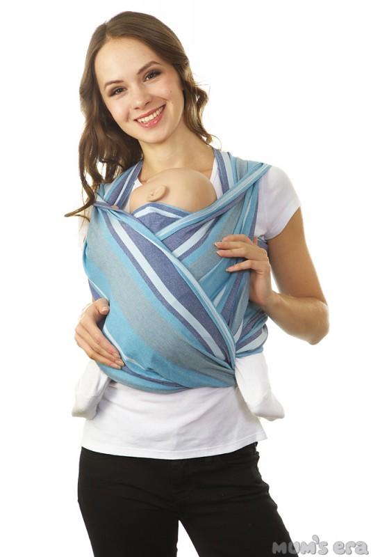 Mums Era Слинг-шарф Элон Long бриз цвет размер M 4,7 м34482